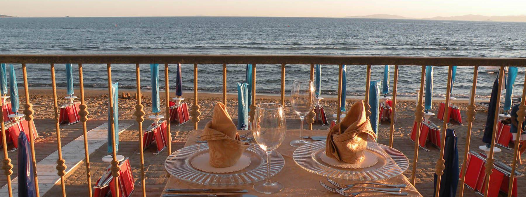 Hotel 3 stelle a Follonica, mare, Toscana